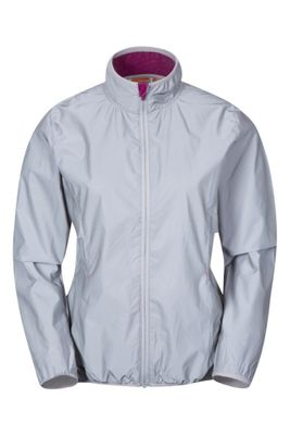 Mountain Warehouse Momentum 360° Reflective Womens Jacket ( Size: 20 )