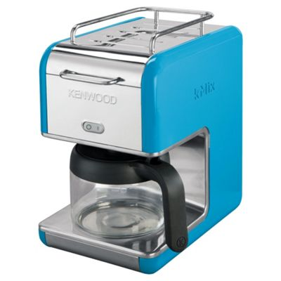 Kenwood K-Mix CM023 Coffee Machine - Blue