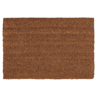 Tesco 100% Coir Outdoor Mat 60x40cm