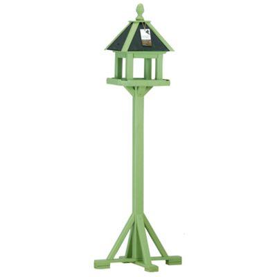 Chapelwood Hunnington bird table, sage green