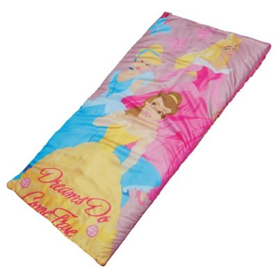 Disney Princess Kids' Sleeping Bag