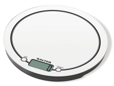 Salter 1080 Glass Mono Platform Scales