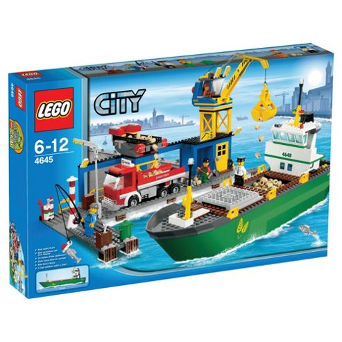 LEGO City Harbour 4645