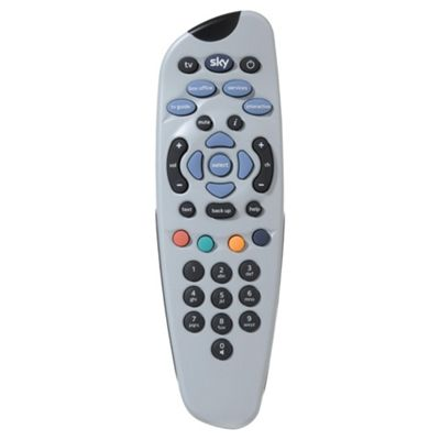 One For All - White Sky Remote Control