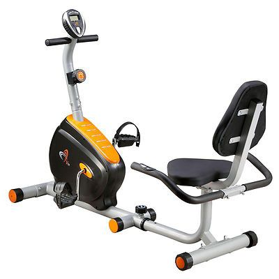 V-fit BK-11 Magnetic Exercise Bike