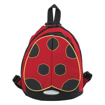 Samsonite Funny Face Kids' Backpack, Ladybird Small