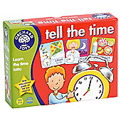 Orchard Toys Tell The Time Educational Game