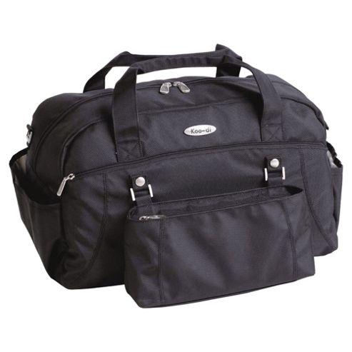 Koo-di Maternity/Weekend Changing Bag, Black