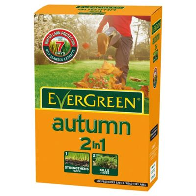 Evergreen Autumn 2 in 1 carton