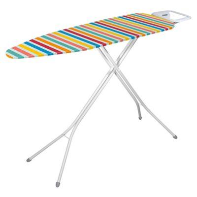 Tesco medium ironing board, stripes