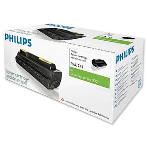 Sagem PFA 731 Black Toner Cartridge for Philips Laserfax 820, 825 and 855 Series