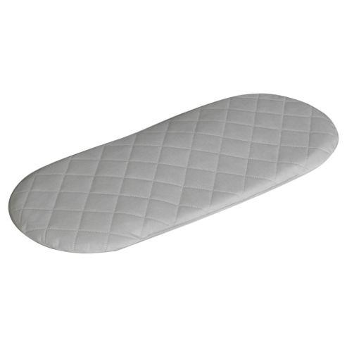 Kit For Kids Kidtex Foam Moses Basket Mattress 75x28cm