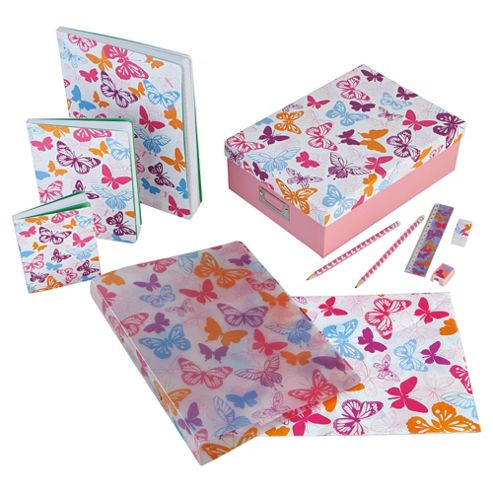 Butterfly Stationery Collection