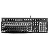 Logitech K120 USB Wired Keyboard - UK Layout - Black