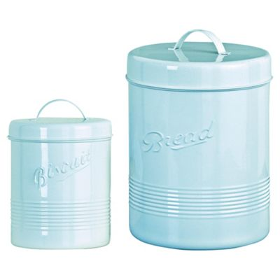 kitchen canisters duck egg blue kitchen xcyyxh com