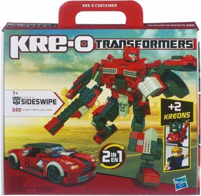 KRE-O Transformers Sideswipe