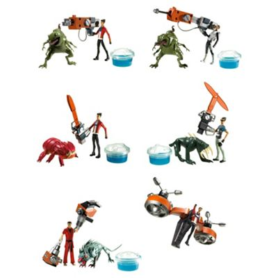 Generator Rex Evo Attack Pack - Assortment – Colours & Styles May Vary