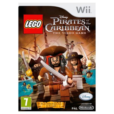 Lego - Pirates Of The Caribbean: The Video Game (Wii)
