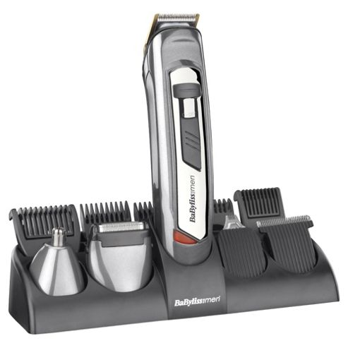BaByliss 7235U For Men 10 in 1 Grooming System