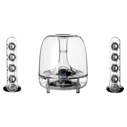 Harman Kardon Sound Sticks - Clear