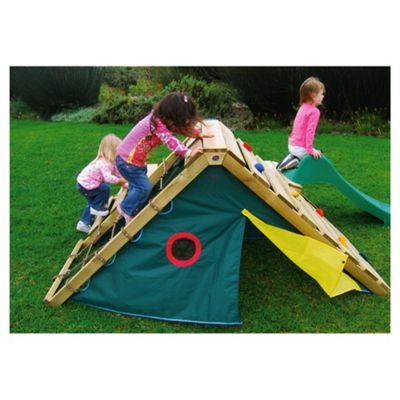 Plum My First Play Centre Wooden Climbing Frame