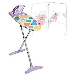 Casdon Toy Ironing Set