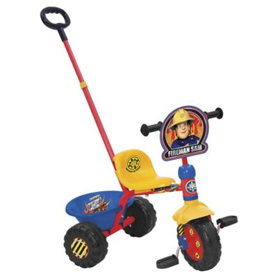 Fireman Sam My First Trike