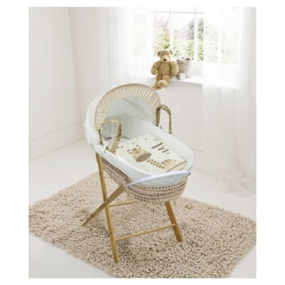 Kinder Valley Zoo Time Moses Basket & Folding Stand