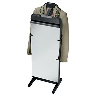 Corby Mountable Trouser Press - Satin Chrome