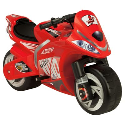 Injusa Wind Motorbike Battery Operated Ride-On