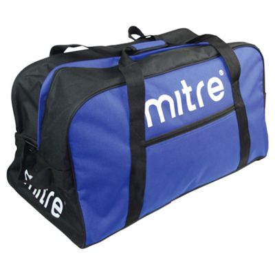 Mitre Sports Gym Kit Bag Holdall, Royal Blue
