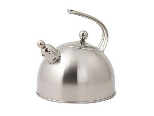 Swift SWI0049 2.5 litre Supreme Whistling Kettle Steel Handle