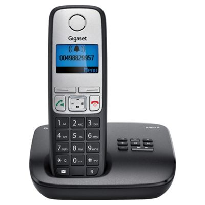 Gigaset A400A Single cordless Telephone