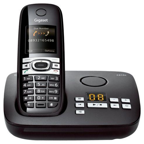 Gigaset C610A Single cordless Telephone