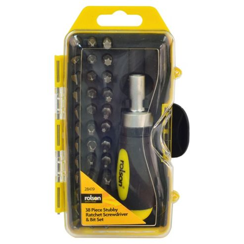 rolson set  Buy Rolson 38pc Multi Driver Gift Box Set from our Hand Tools range ...