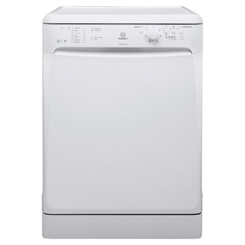 Indesit IDP147 Full Size Dishwasher White