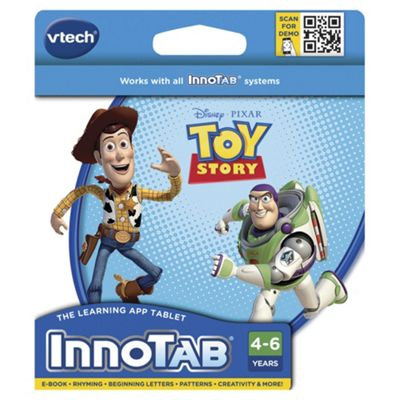 VTech InnoTab Game - Toy Story