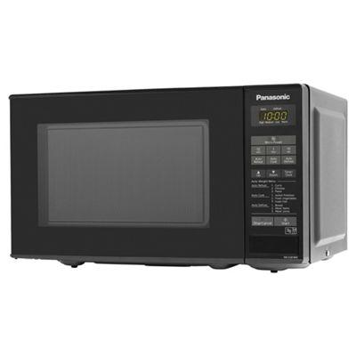 Panasonic Solo Microwave NN-E281BMBPQ 20L, Black
