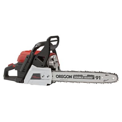 ikra RED 42cc Petrol Chainsaw