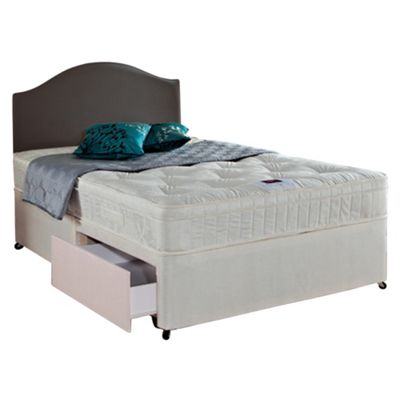 Airsprung Danbury Luxury Double 2 drawer Divan Set