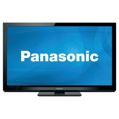 Panasonic TX-P50G30B 50-inch HD Ready Smart Plasma 600Hz TV with Freeview HD