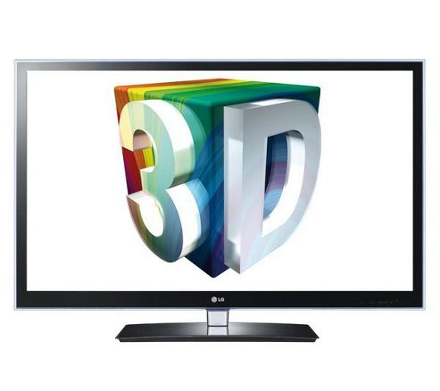 LG 32LW450U 32 inch Widescreen Full HD 1080p 3D LED Backlit TV with Freeview