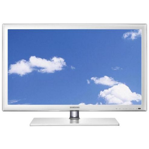 Samsung UE22D5010 22 inch Widescreen Full HD 1080p 50Hz LED TV with Freeview - White