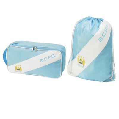 Manchester City FC Boot Bag & Gym Bag