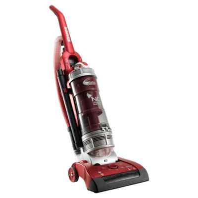 Hoover UTP1605 Red Turbo Power Upright Bagless Vacuum Cleaner