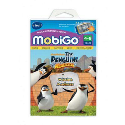 VTech MobiGo Penguins: Mission Madness