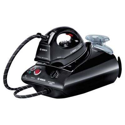 Bosch TDS2569GB Power Steam Generator with Ceramic Plate - Black