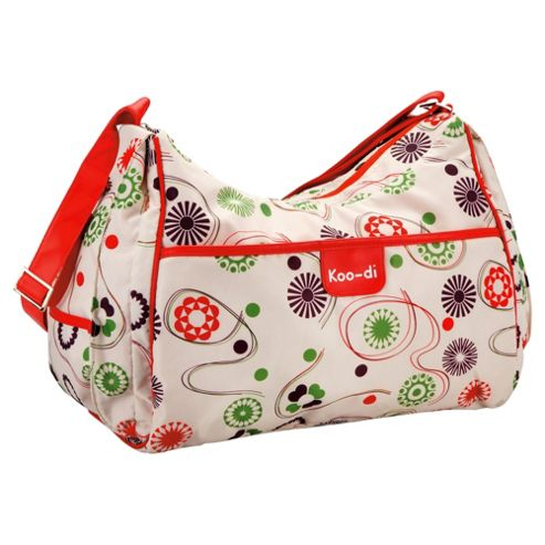 Koo-di Swirl Slouch Changing Bag