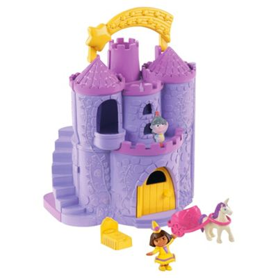 Doras Magical Fairy Castle