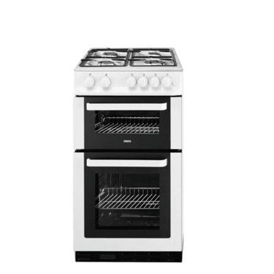 Zanussi ZCG563FW White 50cm Gas Cooker